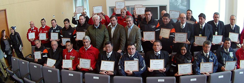 Egresa La Primera Generación De La Escuela De Seguridad Municipal De AMSZO