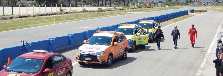 Municipios De La Zona Oriente Capacitan A Sus Patrulleros En Habilidades De Conducción