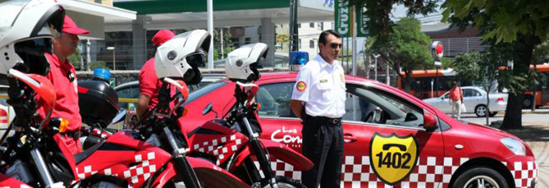 Patrulleros Municipales Facilitaron La Detención De Dos Sujetos En Motocicleta Con Patente Adulterada