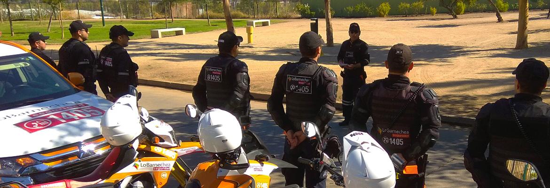 Coordinación Entre Patrulleros Y Carabineros Logra Frustrar Robo En Domicilio De Lo Barnechea