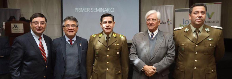 AMSZO Realiza Su Primer Seminario Internacional De Seguridad Enfocado En La Colaboración Interinstitucional