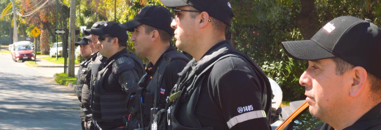 """Patrulleros Realizan Servicio """"Enjambre"""" Para Prevenir Delitos Y Disminuir La Percepción De Inseguridad En Lo Barnechea"""