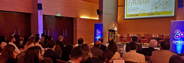 AMSZO Y BID Realizan Seminario Internacional Para Relevar El Rol De La Tecnología En El Desarrollo De Las Ciudades Y La Seguridad De Los Ciudadanos