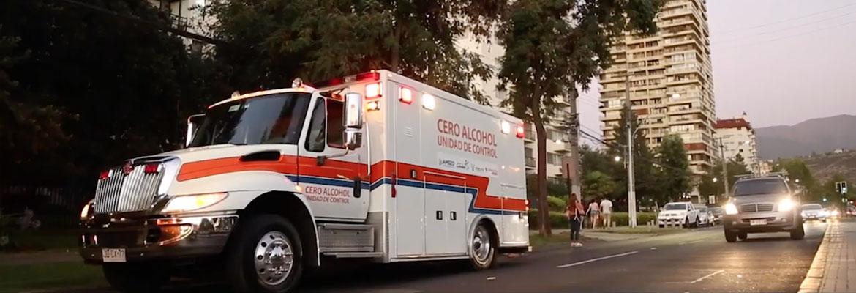 AMSZO Y SENDA Dan El Vamos A Nueva Ambulancia Equipada Para Realizar Alcoholemias