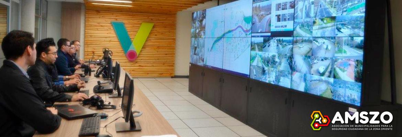 Nueva Central De Monitoreo Para Los Vecinos De Vitacura