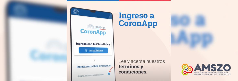 CoronApp, La Nueva Herramienta Que Entrega El Gobierno Para Estar Informados Del COVID-19