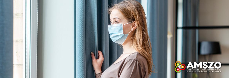 ¿Cómo realizar un adecuado aislamiento en casa, si tengo una persona contagiada de COVID-19?