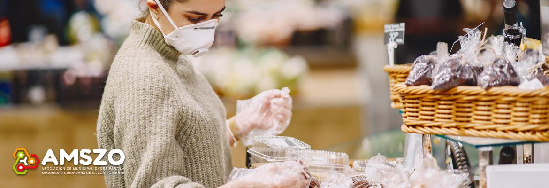 Recomendaciones Para Prevenir El Contagio De Coronavirus En El Supermercado