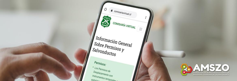 Actualización De Permisos Temporales Para Salir En Cuarentena