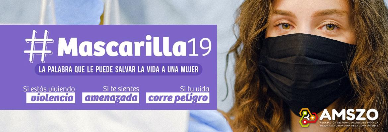 """""""Mascarilla 19"""": La Nueva Herramienta Contra La Violencia De Género"""